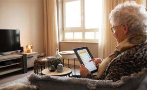 Domotica | Slim Wonen in Calla Rijnsburg | Seniorenwoning Calla in Rijnsburg