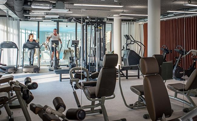 Fitnessruimte Facilteiten Calla Rijnsburg | Wellness | Calla Rijnsburg