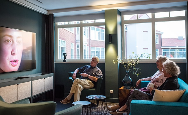 Huisbioscoop | Faciliteiten | Calla Rijnsburg