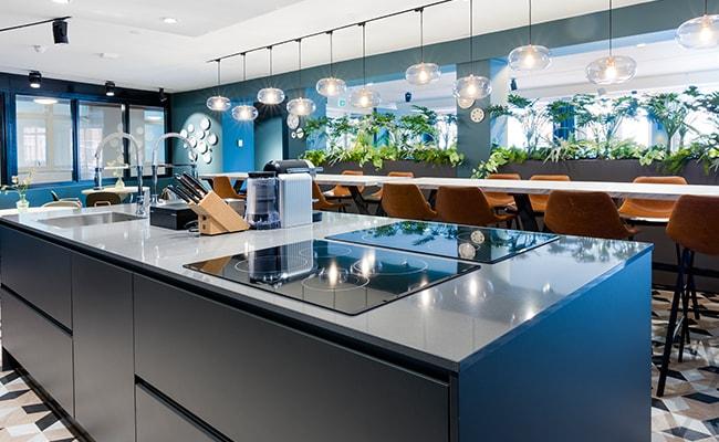 Keuken | Kookstudio | Faciliteiten | Calla Rijnsburg