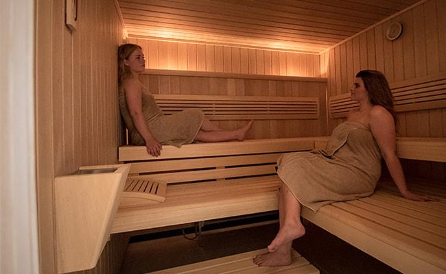 Sauna Facilteiten Calla Rijnsburg | Wellness | Calla Rijnsburg