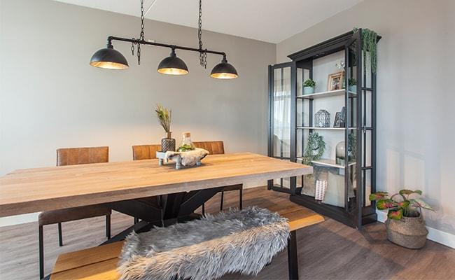 Woonkamer appartement seniorenwoning Calla Rijnsburg | Wonen in Calla