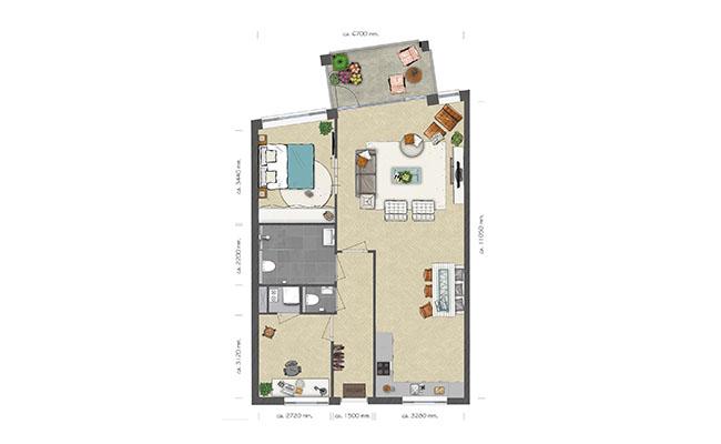 short-stay-appartement-wonen-in-calla