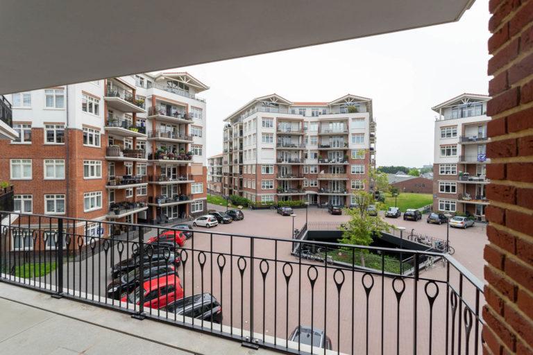 Balkon huurwoning, Rijnsburg