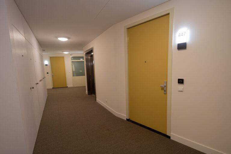 De-klok-447-appartement-calla-voordeur