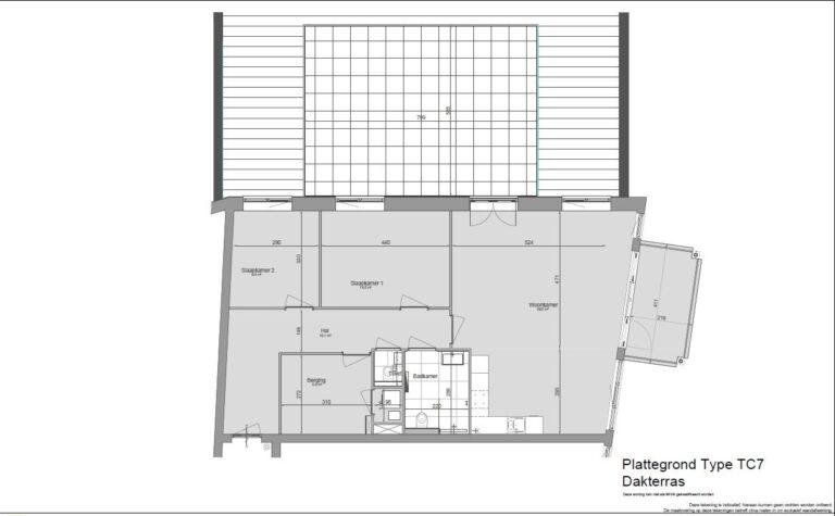 de-klok-446-huurwoning-calla-rijnsburg-plattegrond