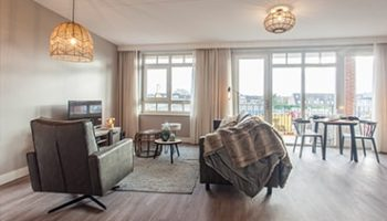 Slim Wonen Appartement Rijnsburg | Seniorenwoning Calla Rijnsburg